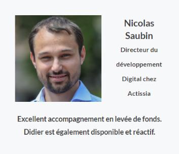 Nicolas Saubin